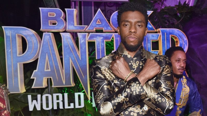 """FRANCIS NGANNOU IS NOT THE NEW BLACK PANTHER. T'CHALLA """"THE BLACK PANTHER"""" WILL NOT BE RECAST TO HONOUR CHADWICK'S LEGACY"""