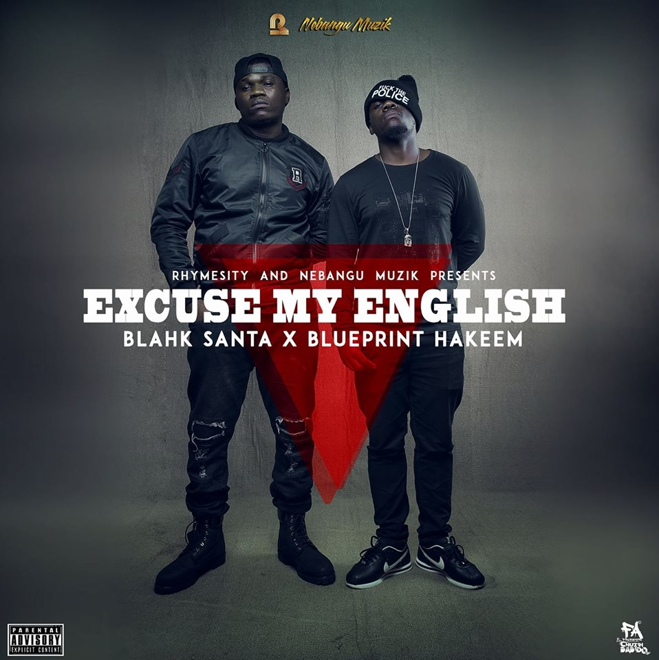 Nexdim empire blueprint hakeem ace producer blahk santa has collaborated with outstanding lyricist blueprint hakeem on a scintillating 5 track ep dubbed excuse my english malvernweather Gallery
