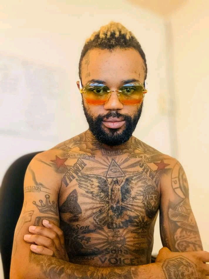 NEWS: CAMEROONIAN RAPPER SONA THE VOICE CHARGED FOR ONLINE PUPPY SCAM