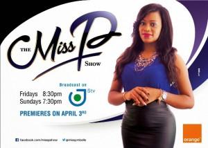 Miss P talk show