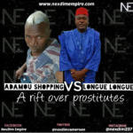 SCANDAL: LONGUE LONGUE AND ADAMOU SHOPPING AT WAR OVER SEX WITH TWO PROSTITUTES.