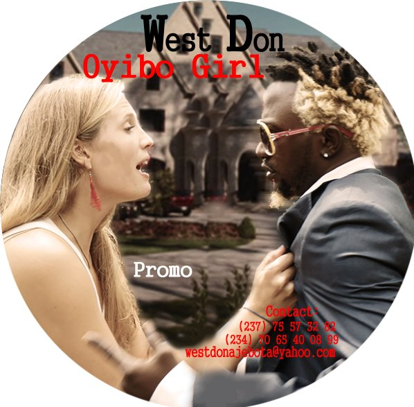 West Don-Oyibo Girl label 2