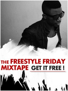 The FreeStyle Friday Mixtape